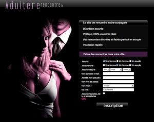 Rencontre adultère