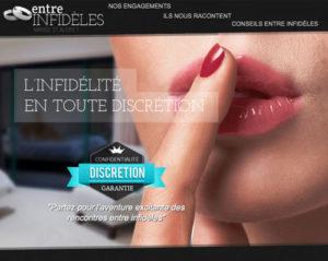 Les françaises femme infidèles