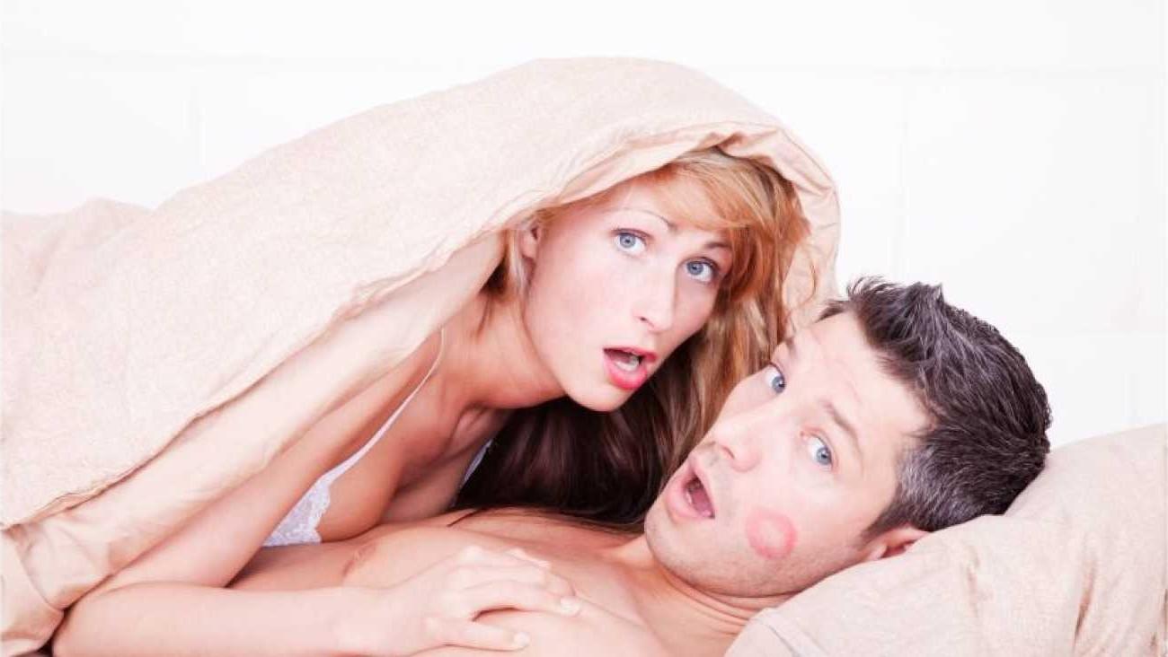 Rencontre extraconjugale c'est ça l'infidélité